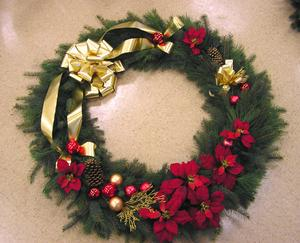Wreaths at Old Stone Farm